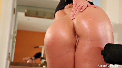 Alison tyler, Perfect body