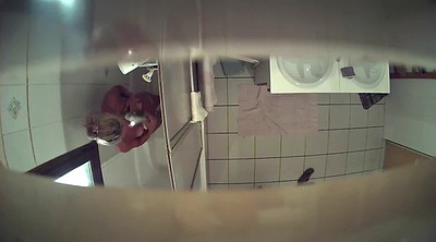 Hidden cam shower