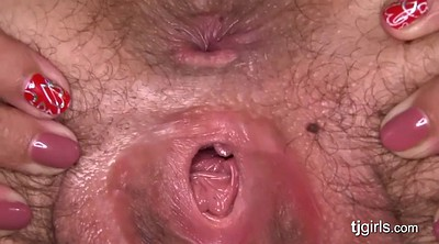 Solo hairy, Hairy pussy