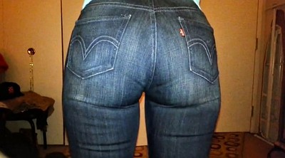 Jeans, Tight jeans, Jeans ass, Denim