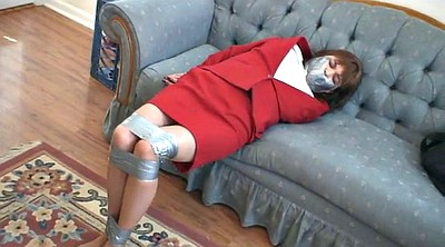 Pantyhose milf, Bound, Bounded