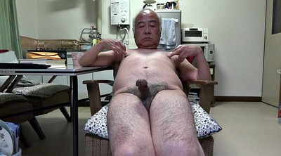 Old, Japanese granny, Twitch, Japanese old, Japanese man, Granny masturbation