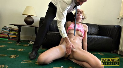 Throat, Spanking hard
