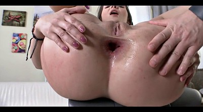 Deep, Pigtails, Anal deep, Throat fuck, Anal toys, Pigtails anal