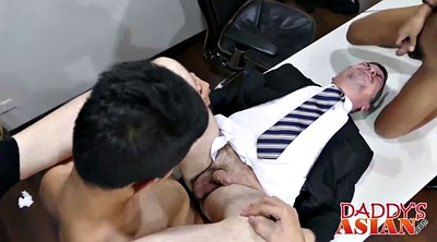 Daddy, Office asian