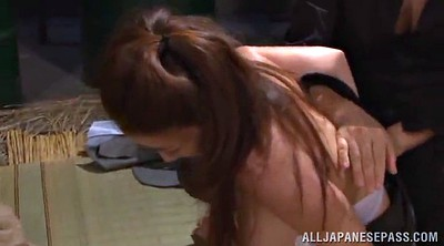 Hairy, Asian office, Asian gangbang, Milf office