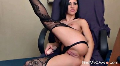 Stocking, Stockings masturbating, Stockings anal, Anal stockings