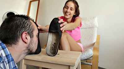 Foot, Shoe, Foot worship, Feet worship, Licking