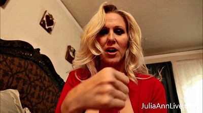 Julia ann, Anne, Julia, Stepson, Julia ann anne