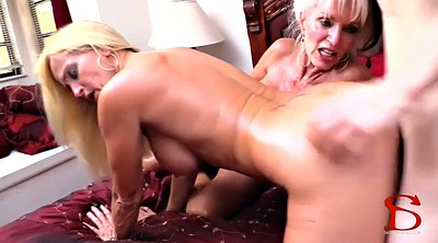 Mother, Family, Mother son, Granny creampie