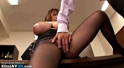 Mature, Japanese massage, Japanese office, Japanese mature, Office lady, Japanese pantyhose