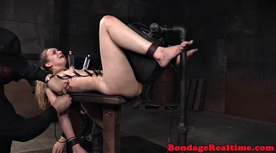 Peg, Nipples, Threesome teen, Bound, Pegged, Bondage nipple