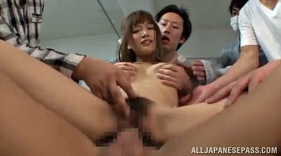 Hairy, Nurse, Japanese nurse, Asian gangbang, Asian nurse, Japanese nurses