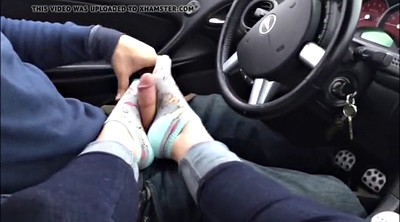 Socks, Sock, Foot job