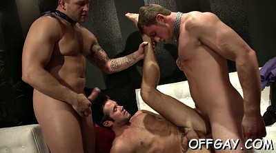 Office gay, Anal cam