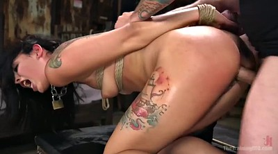 Gina, Fist bdsm, Whipped, Hairy fuck, Girl fisting, Tits whipping