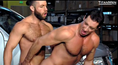 Muscle gay, Garage