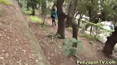 Asian pissing, Piss outdoor, Asian piss