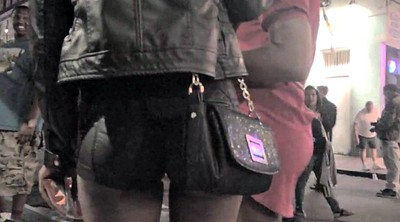 Candid, Leather, Short