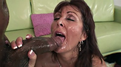Nylons, Huge facial