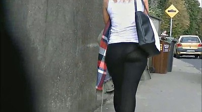 Big ass compilation, Candid