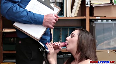 Karlee grey, Karlee, Shoplifters, Shoplift, Hot fuck