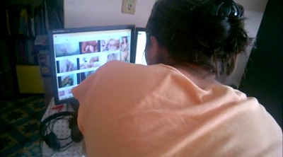 Wife watching, Quickie, Wife watches, Watching porn