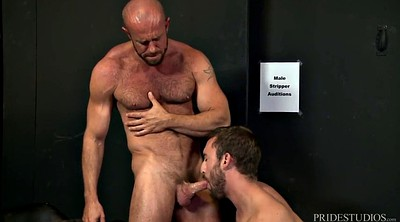 Anal casting, Audition