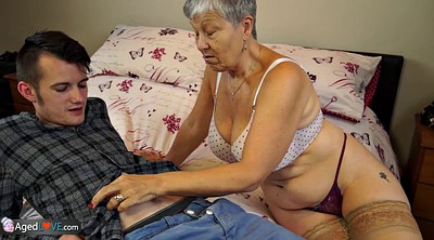 Old and young, Bbw mature, Bbw old