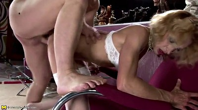 Old anal, Moms anal