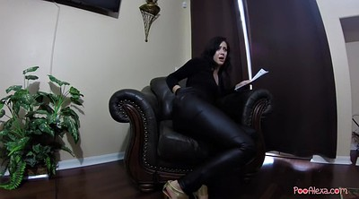 Farting, Leather, Pants, Interview