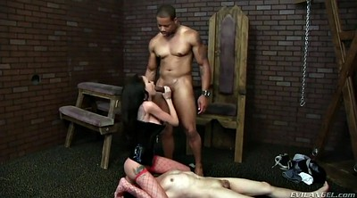 Mistress, Asian cumshot, Big black ass, Sitting, Asian black