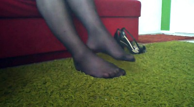 Nylon feet, Pantyhose feet, Toys nylon, Pantyhose tease, Pantyhose feet fetish
