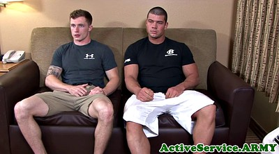 Tight, Muscle gay, Military, Big muscle