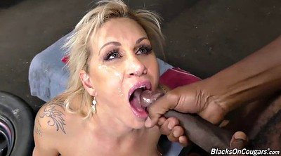 Ryan ryans, Double creampie, Swallowed, Mature creampie, Ryan conner, Mature and black