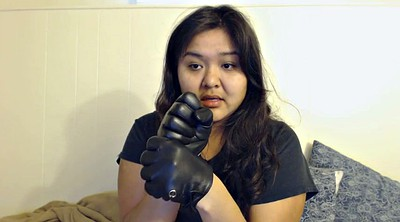 Gloves, Leather