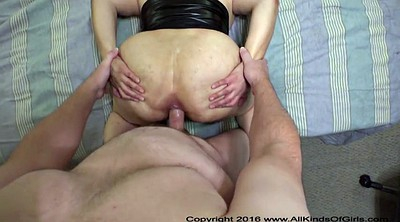 Tall, Mexican, Bbw mature anal
