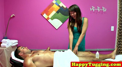 Asian guy, Massage asian