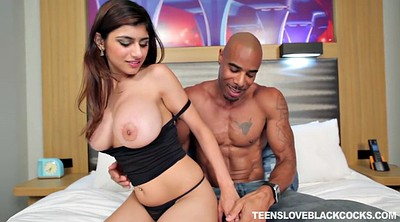 Mia khalifa, Teen black, Ebony teen, Arab big tits