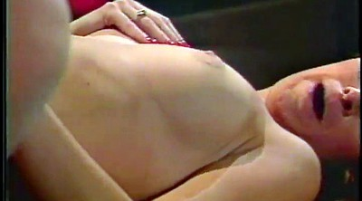 Red, Red pussy, While, Vintage lesbian