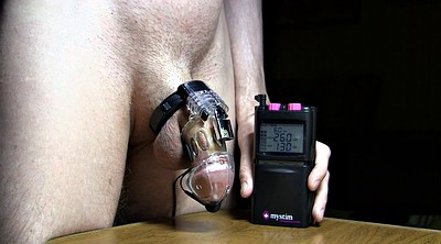 Electro, Bdsm milking, Gay milk