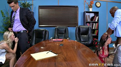 Office, Nikki benz
