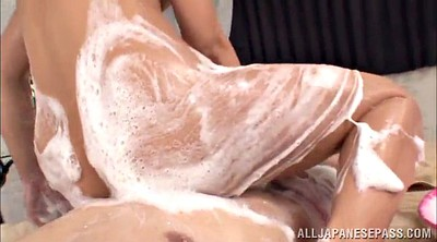Asian massage, Soapy