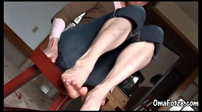 Video, Mature feet, Sexy feet, Bbw mature, Bbw feet, Granny feet