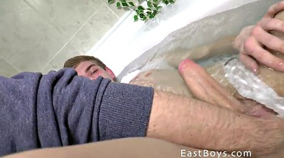 Gay massage, Bathtub