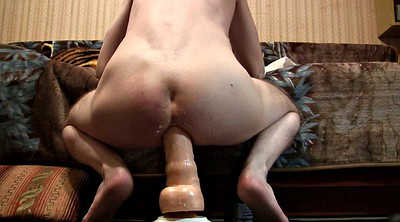 Toy, Huge toy, Gay sex