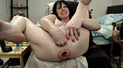 Fisting, Cam girl, Show, Extreme fisting