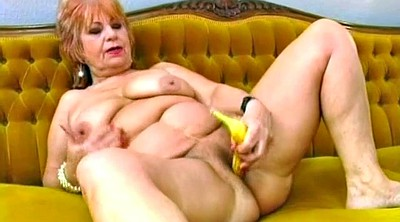 Hairy mature, Granny mature