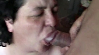 Senior, Hairy milf, Hairy granny, Granny couple, End