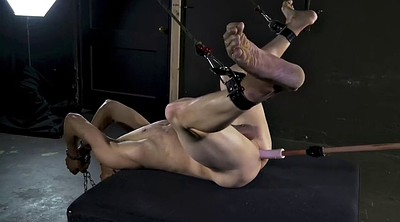 Tie, Machines, Tied fuck, Ruined, Gay old young, Bdsm machine